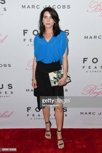 Michele Hicks attends The Beguiled New York Premiere at The Metrograph on June 22 2017 in New York City