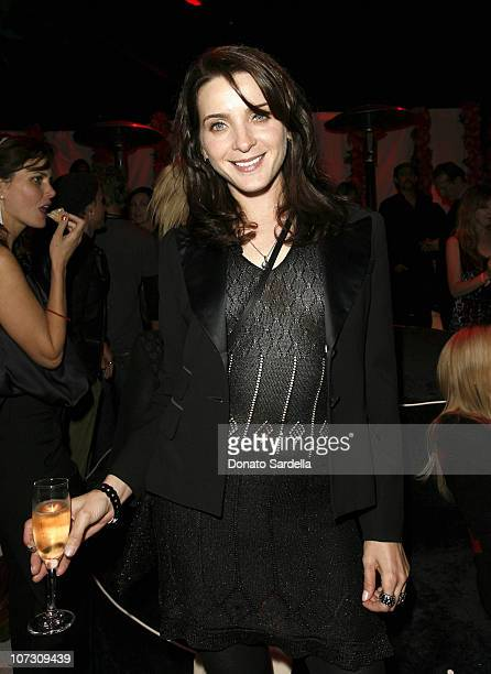Michele Hicks during Hollywood's Elite Join TMobile at an Exclusive Launch Event in Beverly Hills for the Debut of Two New Limited Edition TMobile...