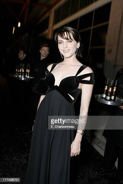 Michele Hicks during MOCA's Opening Night Fete For The Skin Bones Exhibition Sponsored By Infiniti With Champagne Sponsorship From Moet Chandon at...