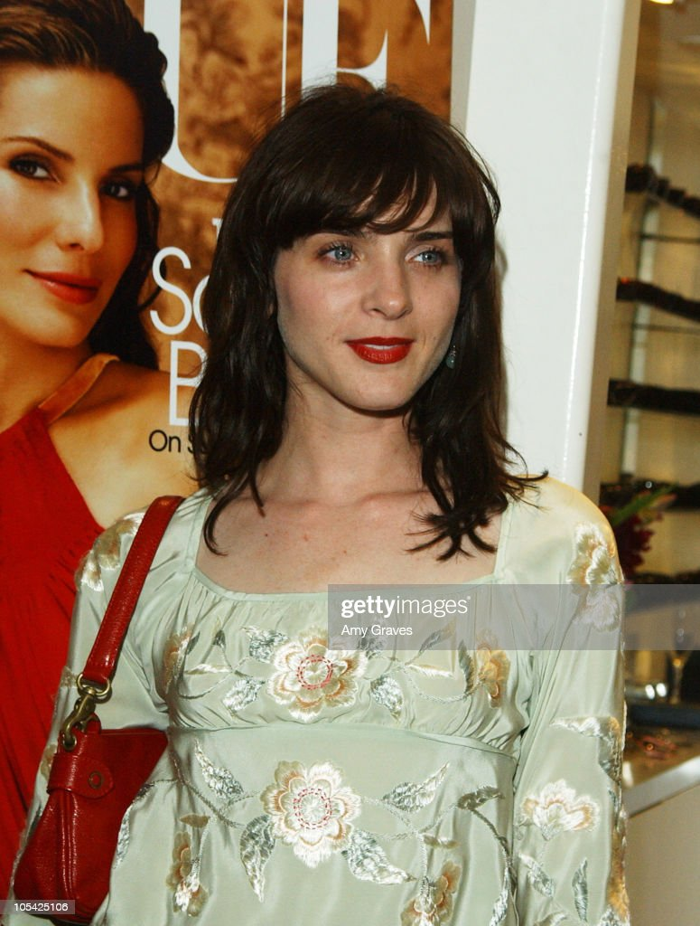Michele Hicks during Vogue and Samsung Present the Anna Sui Mobile at Fred Segal Store in Santa Monica, California, United States.
