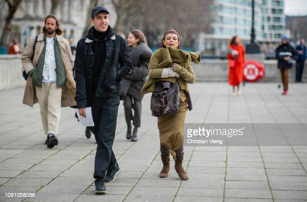 London Fashion Week Street Style Pictures And Photos