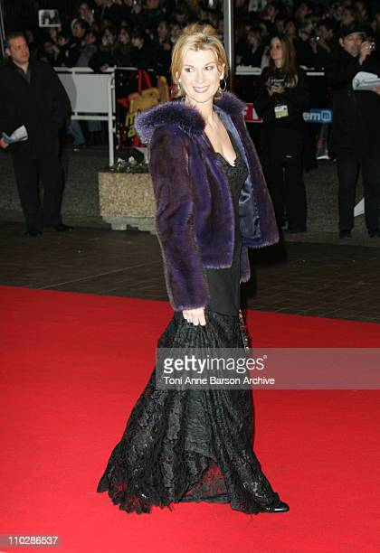 Michele Laroque during 2006 NRJ Music Awards Arrivals at Palais des Festivals in Cannes France