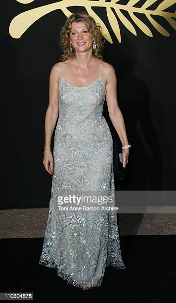 Michele Laroque during 2007 Cannes Film Festival 60th Anniversary Dinner in Cannes France