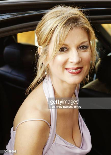 Michele Laroque during French Actress Michele Laroque Prepares to leave for the 76th Academy Awards at Private Residence in Los Angeles California...