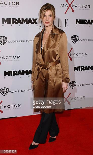 Michele Laroque during 'The Aviator' Los Angeles Premiere Arrivals at Grauman's Chinese Theatre in Hollywood California United States