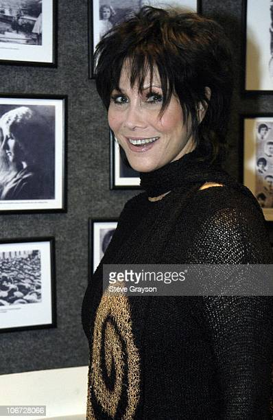Michele Lee during Renee Taylor's OneWoman Stage Portrait An Evening With Golda Meir Premiere Engagement at The Canon Theater in Beverly Hills...