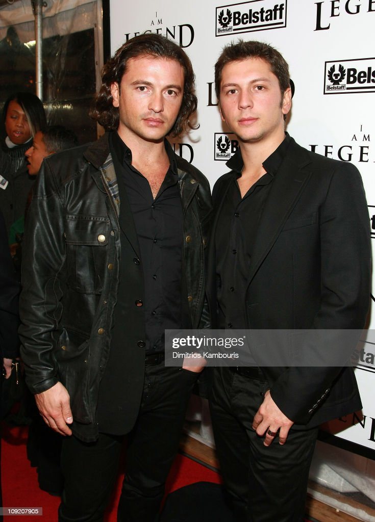Belstaff Sponsors the Premiere of I Am Legend - Arrivals