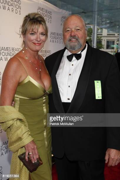 Michele O'Hara and Pat Kuleto attend James Beard Foundation Awards 2010 at Lincoln Center on May 3, 2010 in New York City.