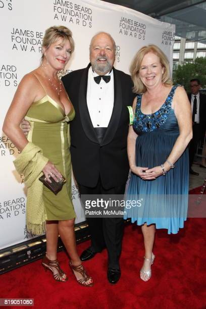 Michele O'Hara Pat Kuleto and Susan Ungaro attend James Beard Foundation Awards 2010 at Lincoln Center on May 3 2010 in New York City