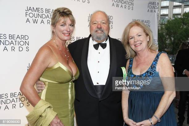 Michele O'Hara, Pat Kuleto and Susan Ungaro attend James Beard Foundation Awards 2010 at Lincoln Center on May 3, 2010 in New York City.