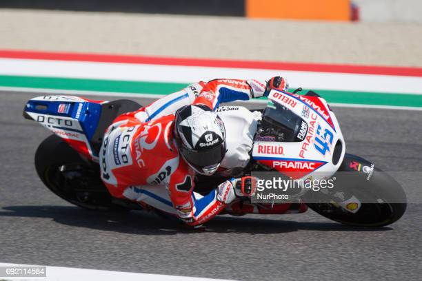 Michele PIRRO ITADucati Team during the Day2 qualifications at the Mugello International Cuircuit for the sixth round of MotoGP World Championship...
