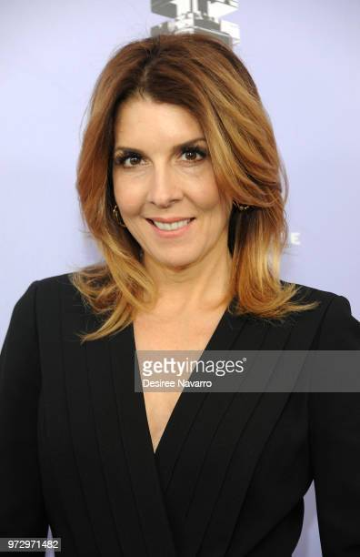 Michele Promaulayko attends 2018 Fragrance Foundation Awards at Alice Tully Hall at Lincoln Center on June 12 2018 in New York City