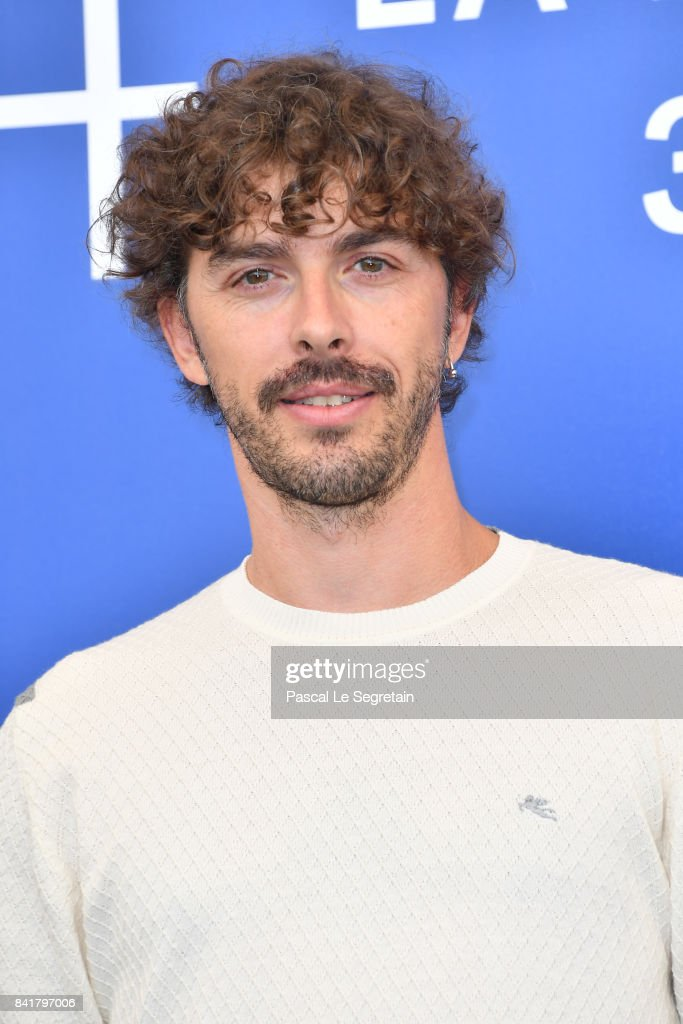 Michele Riondino attends the 'Diva!' photocall during the 74th Venice Film Festival on September 2, 2017 in Venice, Italy.