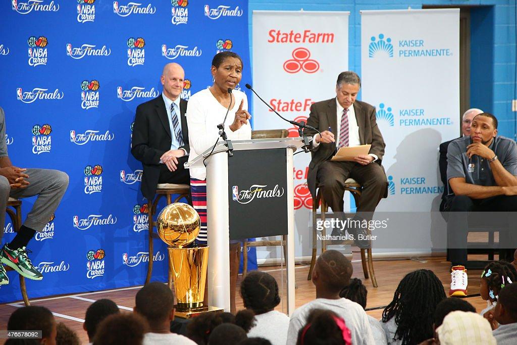 2015 NBA Finals - Cares Events