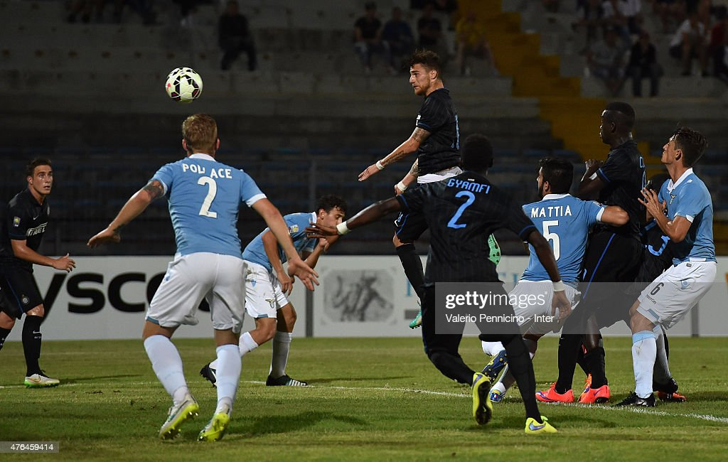 SS Lazio v FC Internazionale - Juvenile Playoffs : News Photo