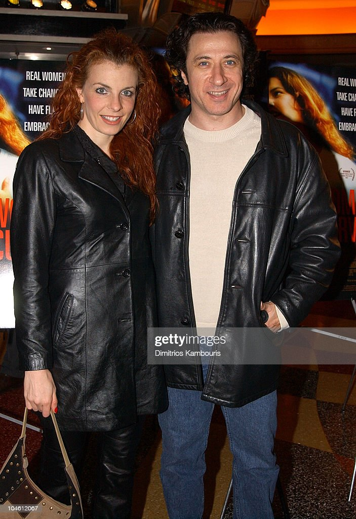 "HBO Films/Newmarket Films ""Real Women Have Curves"" Premiere - New York"