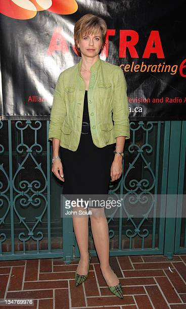 Michele Scarabelli during ACTRA High Tea November 15 2005 at Private Residence in Los Angeles California United States