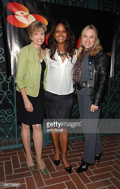 Michele Scarabelli Tonya Lee Williams and Joanne Deer