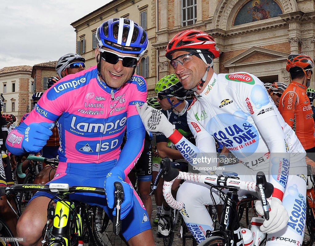 Tirreno-Adriatico: Stage 6 : News Photo