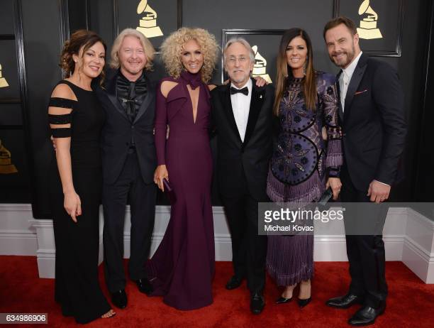 Michele Tebbe musicians Philip Sweet and Kimberly Schlapman President/CEO of The Recording Academy and GRAMMY Foundation President/CEO Neil Portnow...