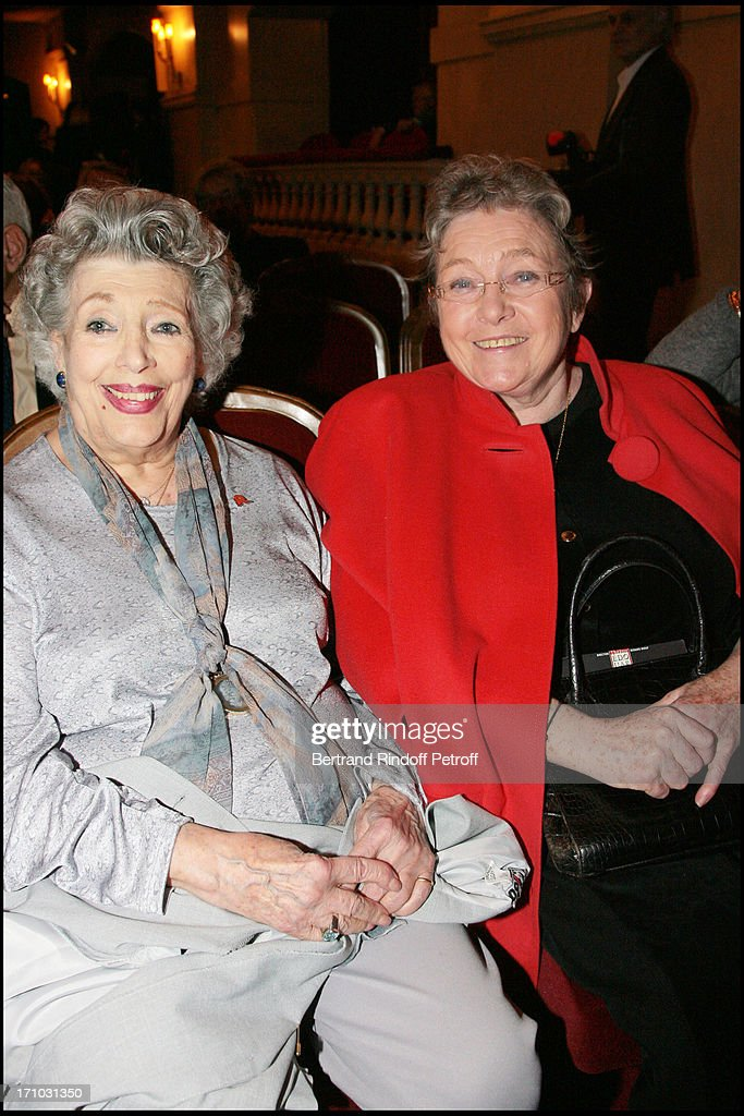 French Actress Micheline Dax Dies At 90