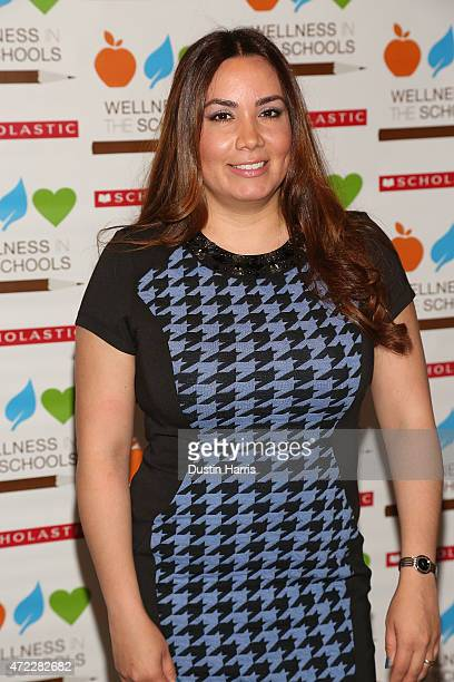 Micheline Herrara attends the Wellness In The Schools 10th Anniversary Gala at Riverpark on May 5 2015 in New York City