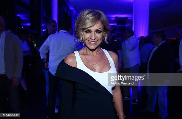 Michelle attends the after show party of the finals of the television show 'Deutschland sucht den Superstar' on May 7 2016 in Duesseldorf Germany