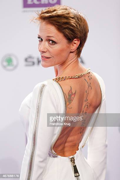 Michelle attends the Echo Award 2015 on March 26 2015 in Berlin Germany
