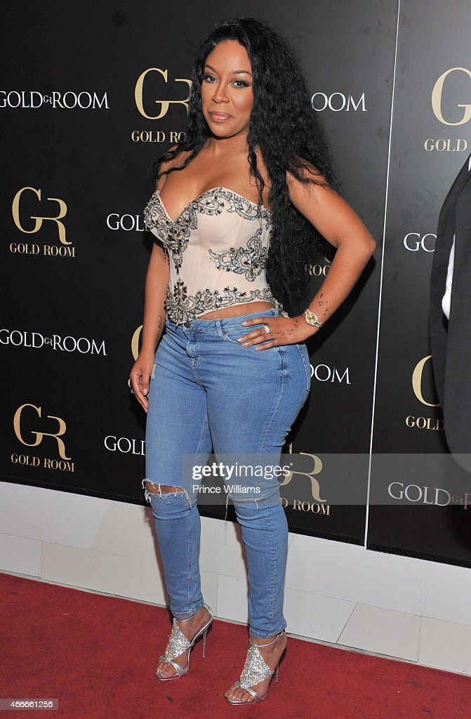 K. Michelle And Monica Concert After Party At Gold Room