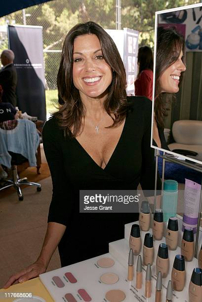 Michelle Baney at Avon during Silver Spoon PreEmmy Hollywood Buffet Day 2 in Los Angeles California United States Photo by Jesse Grant/WireImage for...