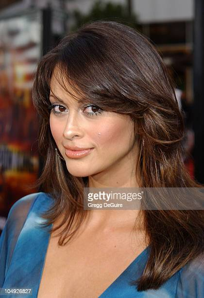 Michelle Baney during The Scorpion King Premiere at Universal Amphitheatre in Universal City California United States
