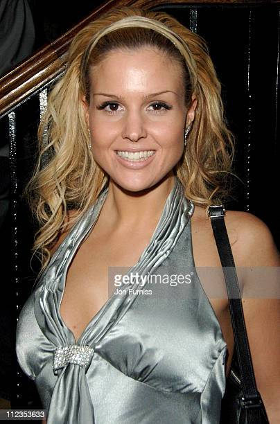 Michelle Bass during I Want Candy London Premiere After Party in London Great Britain