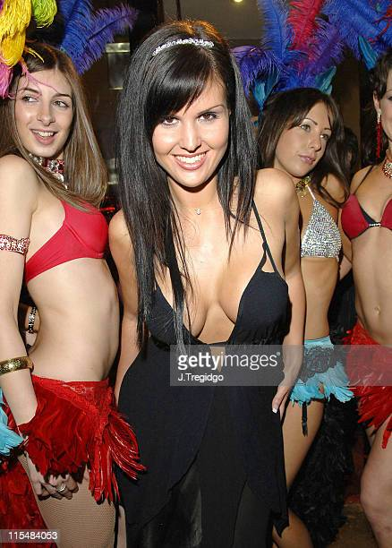 Michelle Bass during Television X 10th Anniversary Party at Capisce in London Great Britain
