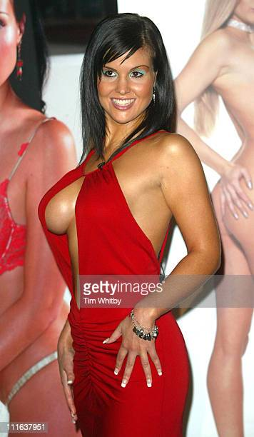 Michelle Bass during Television X Photocall with Michelle Bass at Attica in London Great Britain