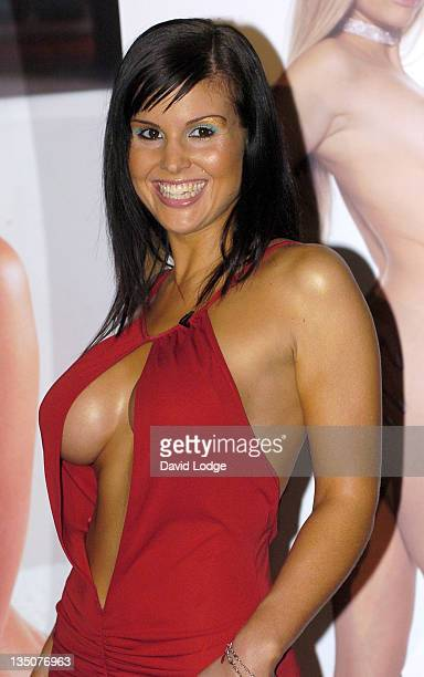 Michelle Bass during Television X Photocall with Michelle Bass in London Great Britain