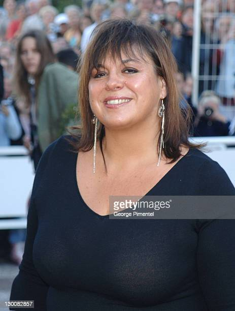 Michelle Bernier during 2005 Cannes Film Festival 'Peindre Ou Faire L'Amour' Premiere at Le Palais de Festival in Cannes France