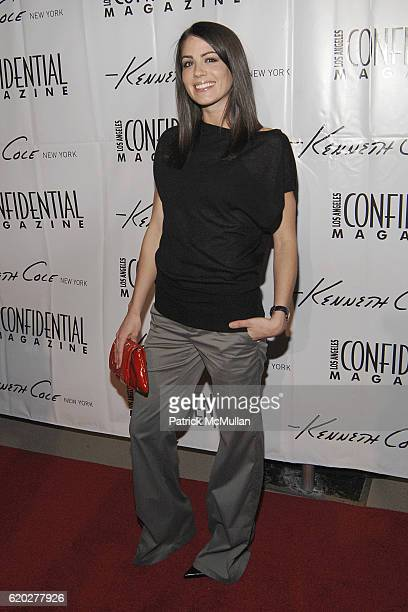 Michelle Borth attends Kenneth Cole New York Celebrates The AWEARness Fund at the Kenneth Cole Beverly Center Store at Kennth Cole on April 3, 2008...