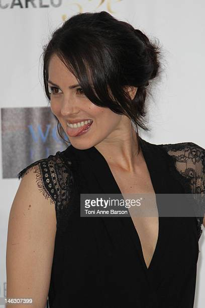 Michelle Borth attends the Dick Wolf party during the 52nd Monte Carlo TV Festival on June 12, 2012 in Monte-Carlo, Monaco.