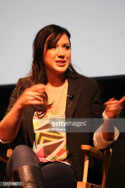 "Michelle Branch announces her ""Going Green Tour"" with a performance at the Broadband Enterprises 2nd Annual Video Digital Upfront Presentation at the..."