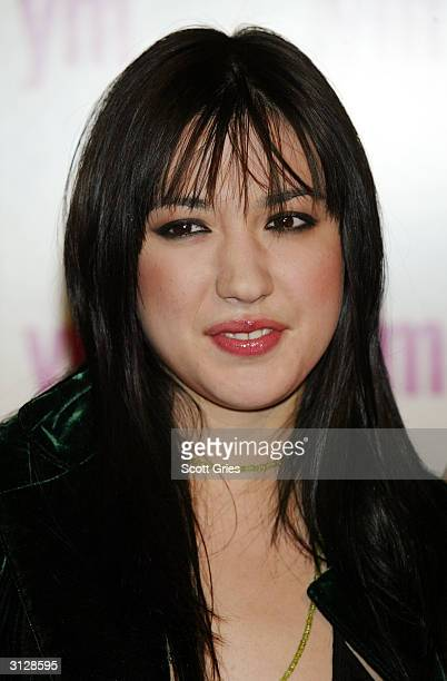 Michelle Branch arrives at the 5th Annual YM MTV Issue party at Spirit March 24 2004 in New York City