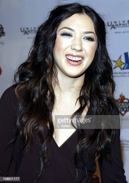Michelle Branch during Britney Spears Receives 2002 Children's Choice Award at Neil Bogart Memorial Fund's Bogart Tour for a Cure Arrivals at...