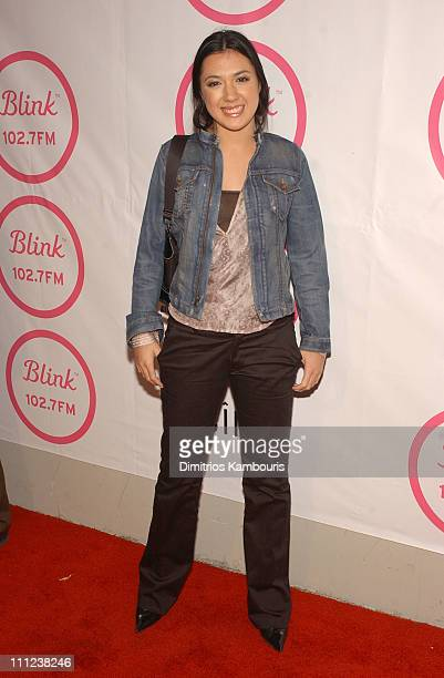 Michelle Branch during Launch Party for Infinity Broadcasting radio station, Blink 102.7 at Powder in New York City, New York, United States.