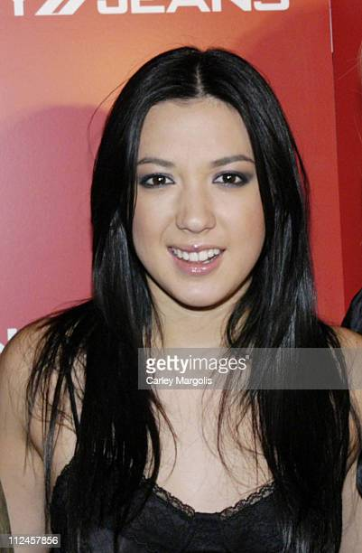 Michelle Branch during Michelle Branch and ELLEgirl Celebrate the Second Anniversary of ELLEgirl at PM in New York City, New York, United States.