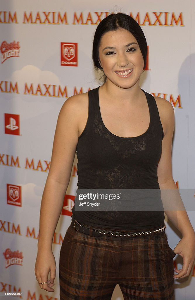 The Maxim Party at Super Bowl XXXVII
