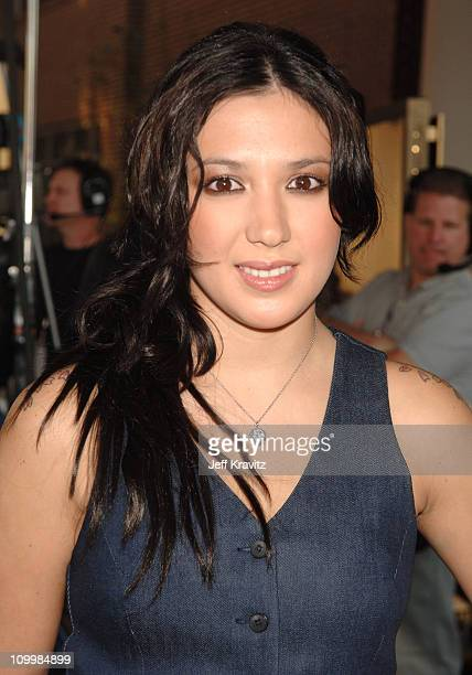 Michelle Branch of The Wreckers during 2006 CMT Music Awards - Red Carpet at Curb Events Center at Belmont University in Nashville, Tennessee, United...
