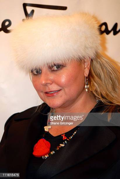 Michelle Clough during Salvatore Ferragamo's Contemporary Art Show 'WATER Hosted By Ivanka Trump and Amanda Hearst February 7 2007 at Salvatore...