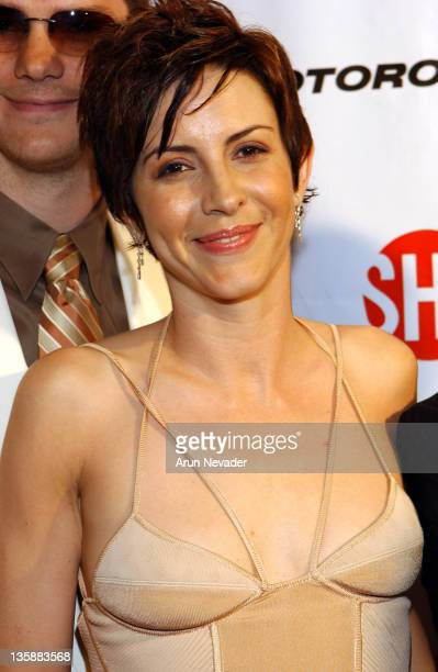 Michelle Clunie at the Motorolasponsored San Francisco premiere of Showtime's 'Queer as Folk'