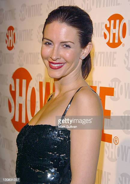 Michelle Clunie during The 57th Annual Emmy Awards Showtime After Party in Los Angeles California United States