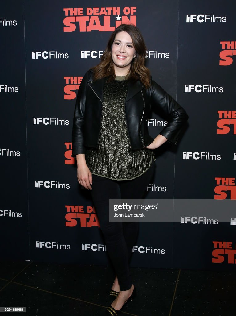"""The Death Of Stalin"" New York Premiere"