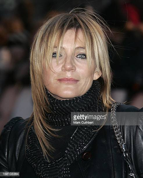 Michelle Collins Attends The 'Miss Potter' Uk Film Premiere At The Odeon Cinema In London'S Leicester Square